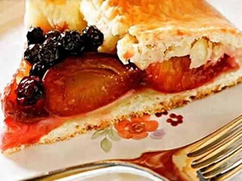 яблочный пирог с растительным маслом наступлением холодов