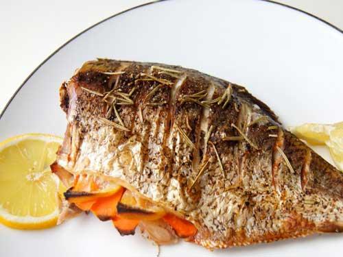 Рецепты фаршированной рыбы в духовке